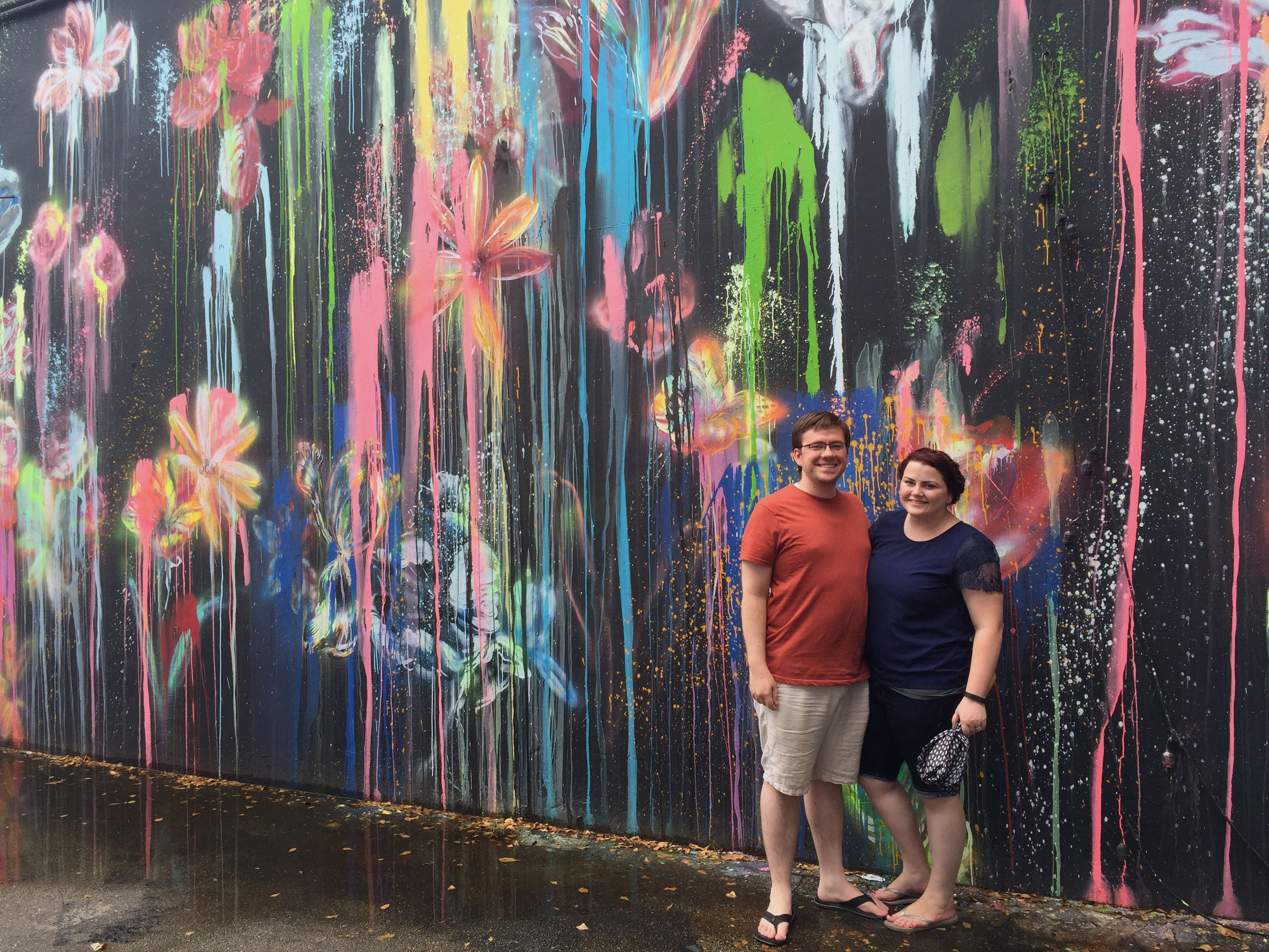 meeting my Finnish penpal: a fun trip to Florida describing my experience meeting my childhood penpal. Photos taken in Calle Ocho in Miami, Florida. | Stay gold Autumn